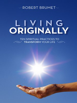 cover image of Living Originally